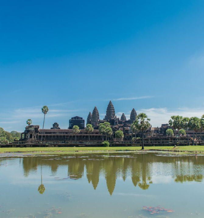 Siem Reap - Cambodgia