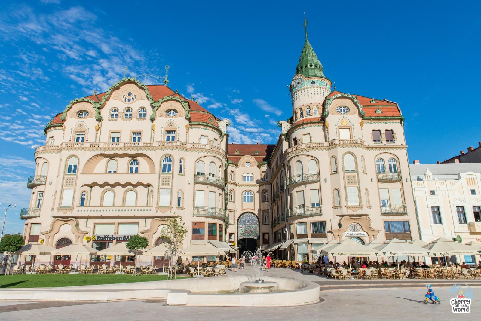 Turist în orașul meu - Oradea