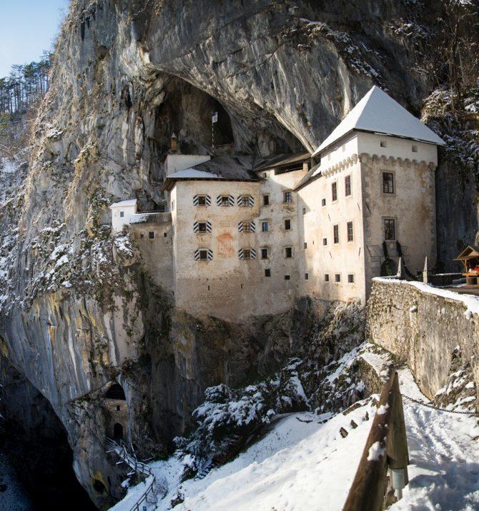 Slovenia - castele, peșteri și orașe fermecătoare