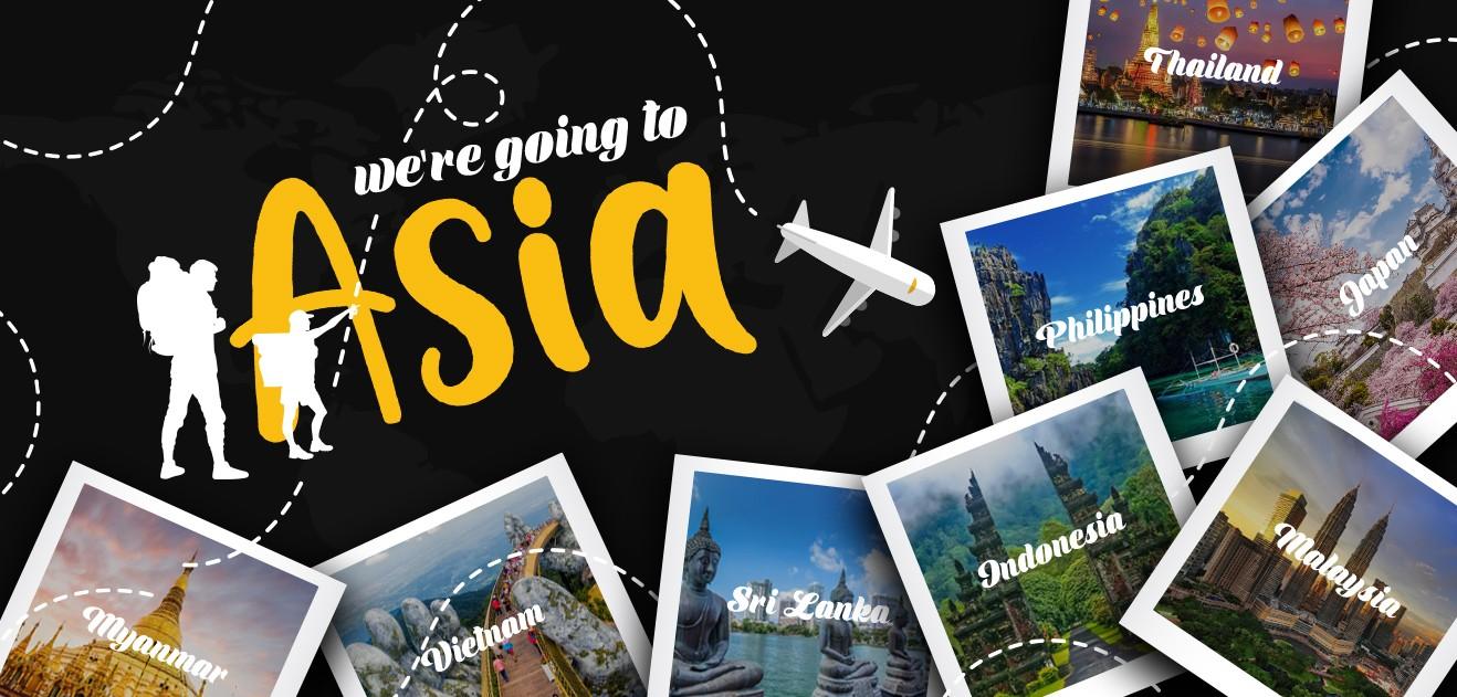 Sabbatical Asia