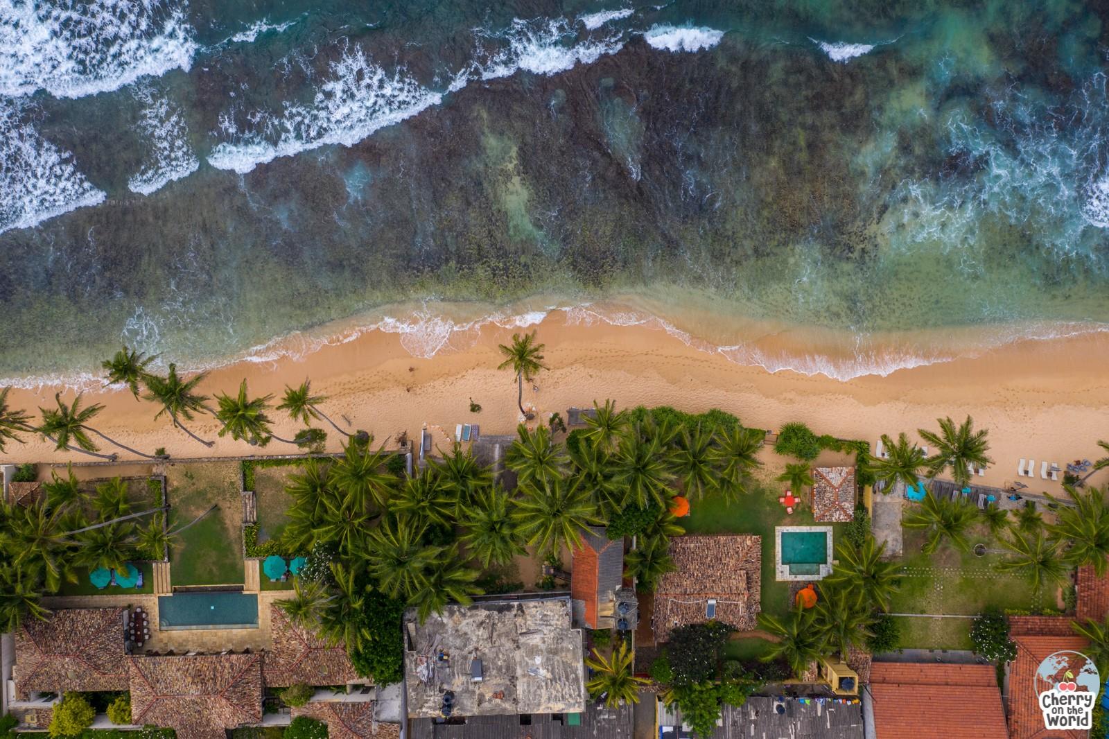 Partea sudică a Sri Lankăi - plaje și locuri splendide
