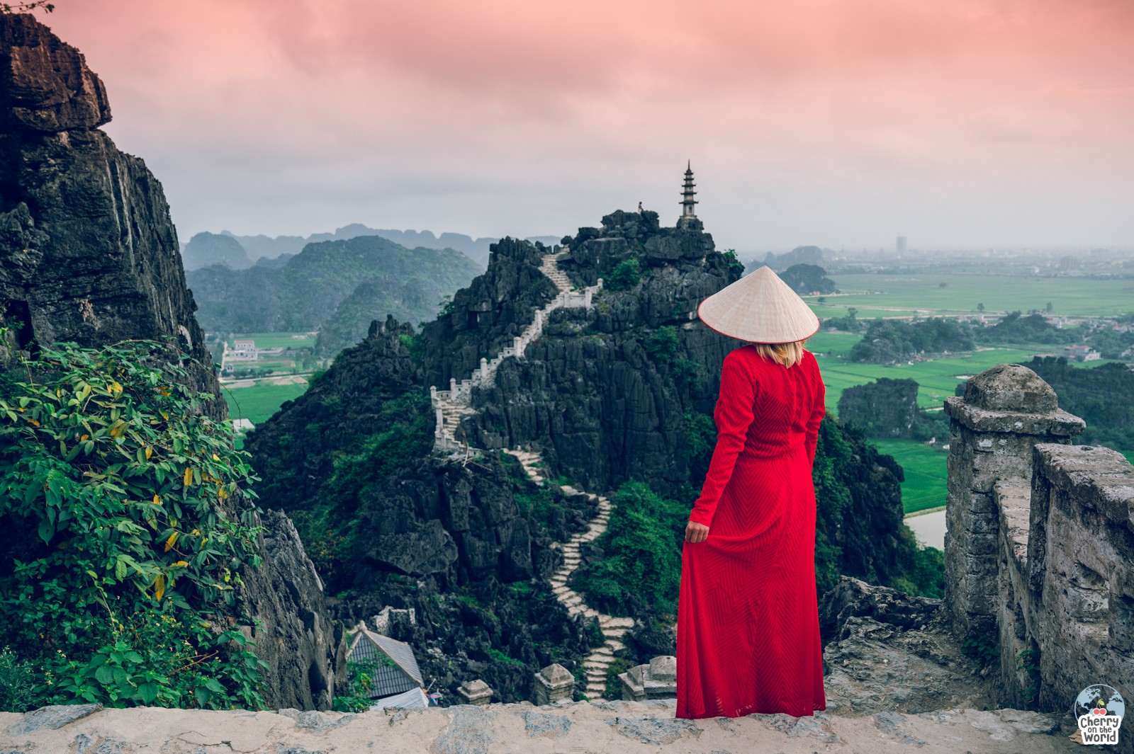 Ninh Binh - Vietnam! O destinație de poveste