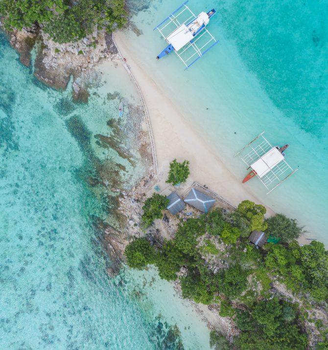 Palawan - paradisul minunat din Filipine