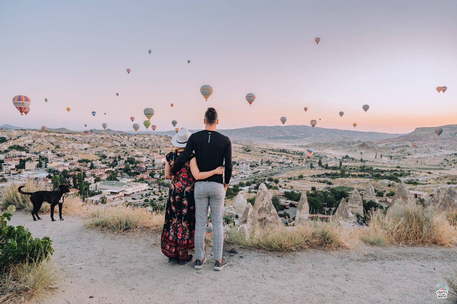 Cappadocia - locul magic al Turciei